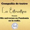 Logo Mis universos en pandemia  de la compañía Les Estereotipes