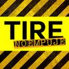 Logo Tire No Empuje