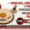 Logo Rebeldes, Soñadores y Fugitivos