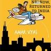 Logo NRI:Now, Returned to India