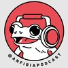 Logo Anfibia Podcast