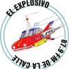 Logo El explosivo