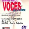 Logo VOCES POR LA CIUDAD