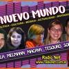 logo Nuevo Mundo. Conduce Carlos Varela