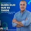 Logo Mario Baury - Quién Dijo Que Es Tarde - Radio 10