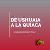 Logo De Ushuaia a La Quiaca