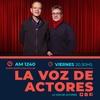 logo La Voz de Actores