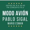 Logo MODO AVION