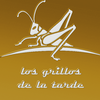 Logo Los grillos de la tarde