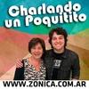 logo CHARLANDO UN POQUITITO