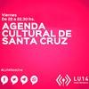logo #AgendaCulturalLU14