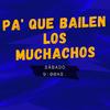 Logo PA`QUE BAILEN LOS MUCHACHOS