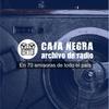 Logo Caja Negra, archivo de radio