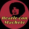 Logo Beatle con machete