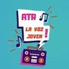 Logo A T R La Voz Joven