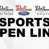 logo  Dave Sinclair Lincoln and Ford Sports Open Line