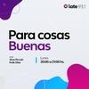 Logo Para Cosas Buenas 23/11/2020