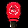 logo RAC105 Caps de Setmana
