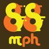 logo 88 MILLAS POR HORA