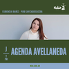 Logo Agenda Avellaneda