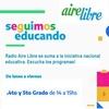 Logo Programa educativo para 4° y 5°grado