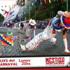 Logo Hijxs del Carnaval