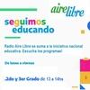 Logo Programa educativo para 2° y 3°grado