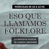 Logo ESO QUE LLAMAMOS FOLCLORE 06 03 19