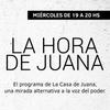 Logo La Hora de Juana 20-09-2017