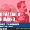 """Logo Mauricio Macri y la """"pobreza cero"""" - Dario Sztajnszrajber - Lo inactual - Demasiado Humano"""
