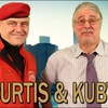 Logo 77 WABC  Curtis & Kuby. Curtis Sliwa, @CurtisSliwa and Ronald Kuby,  @doingtime