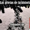 Logo Las grietas de la historia programa del 28 de Enero de 2017