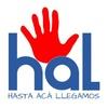 """Logo Damián Gonzalez  (trabajador de Pepsico) en """"Hasta acá llegamos""""."""
