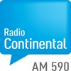 Logo Radio Continental AM 590