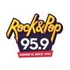"""Logo @realdelapuente apertura de """"Que pasa?"""" en FM Rock and Pop 95.9: las """"estrellas"""" radiales y mas.."""
