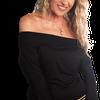 Logo Luisa Delfino en una emotiva charla con una oyente, Mirtha - 27-3-2016