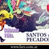 Logo Entrevista a Damián González - Trabajador de PEPSICO - en Santos y Pecadores