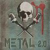 logo Metal 2.0
