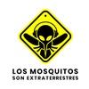Logo Los Mosquitos son Extraterrestres
