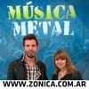 logo MUSICA METAL
