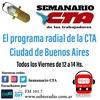 logo SEMANARIO DE LA CTA DE LOS TRABAJADORES
