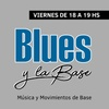 logo Blues y la base