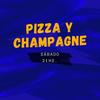 Logo PIZZA Y CHAMPAGNE