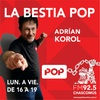 Logo La Bestia Pop