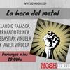Logo GIIHMA La Hora Del Metal