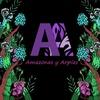 logo Amazonas y Arpías