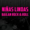logo Niñas Lindas bailan Rock & Roll