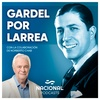 Logo Gardel por Larrea