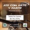 logo ATE CON ARTE Y PARTE