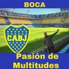 logo Boca, Pasión de Multitudes